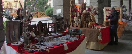 Mostra mercato di Natale il 10 e 11 dicembre