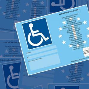 Modifica alla gestione delle pratiche dei contrassegni disabili