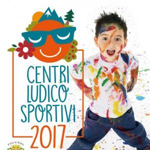 Iscrizioni ai centri ludico-sportivi del Comune di Aosta