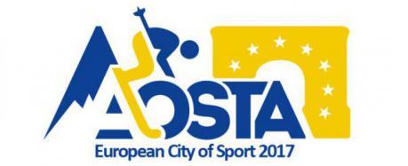 """Conferenza stampa per """"Aosta - Città europea dello Sport 2017"""""""