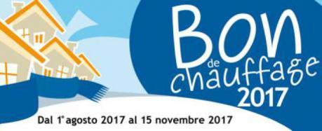 Bon de Chauffage 2017