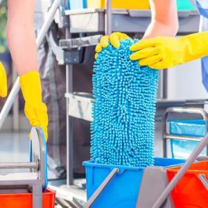 Nuovo appaltatore per il servizio di pulizia in Comune