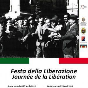 25 Aprile: le iniziative per celebrare la Festa della Liberazione ad Aosta