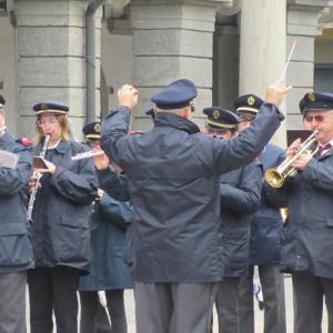 Doppio appuntamento in musica con la Banda per Santa Cecilia