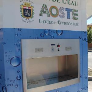 """""""Giornata mondiale dell'acqua"""": venerdì 22 marzo prelievi gratuiti dalle """"casette"""""""