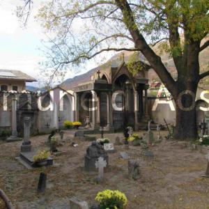 Aperture dello storico cimitero di Sant'Orso in occasione della Commemorazione dei Defunti