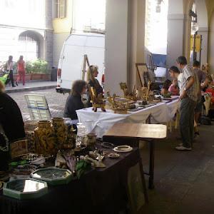 """Domenica 6 settembre in piazza Chanoux la tradizionale mostra-mercato di San Grato """"Le Grenier en Place"""""""