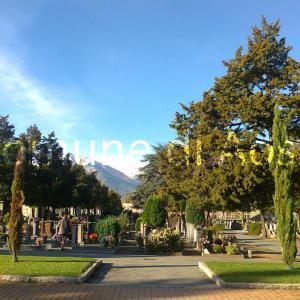 Fino all'8 novembre sospesi i lavori cimiteriali