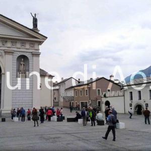 Riqualificazione piazza Giovanni XXIII: al via nuova fase di lavori